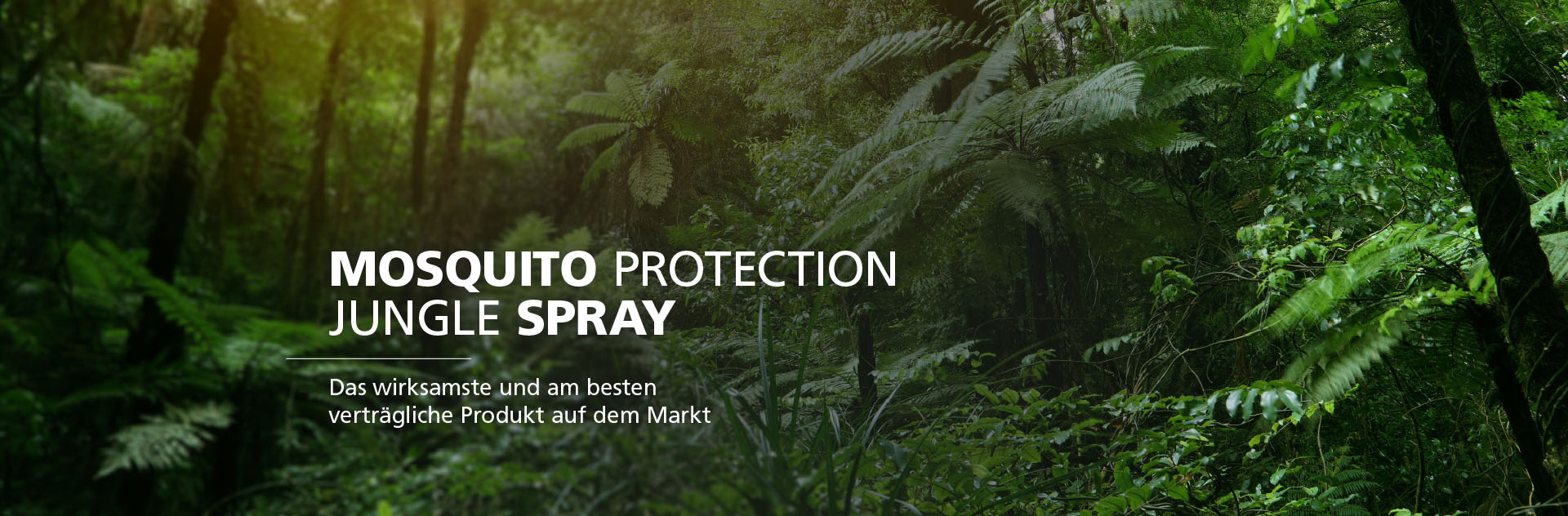 Mosquito Protection Jungle Spray